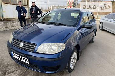 Хэтчбек Fiat Punto 2003 в Черновцах