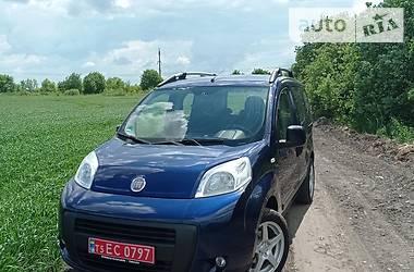 Минивэн Fiat Qubo пасс. 2011 в Луцке