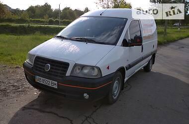 Fiat Scudo груз.-пасс. 2005 в Виннице