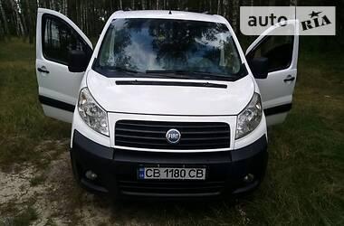 Fiat Scudo груз.-пасс. 2007 в Чернигове