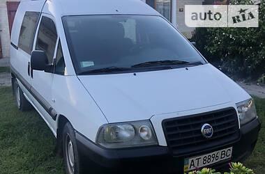 Fiat Scudo груз.-пасс. 2006 в Бродах