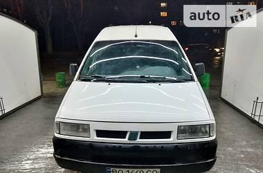 Fiat Scudo груз.-пасс. 1999 в Тернополе