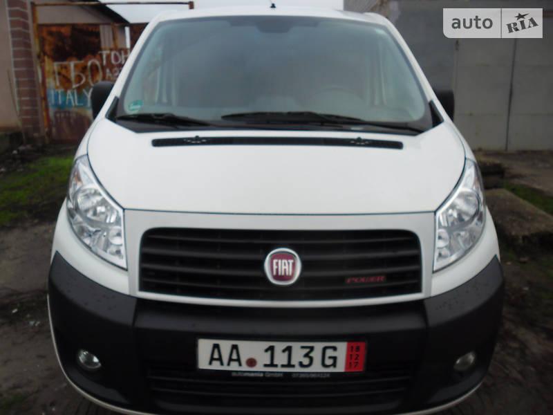 Fiat Scudo груз. 2014 года в Запорожье