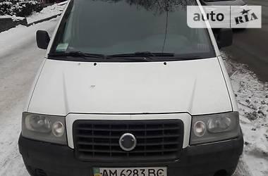 Fiat Scudo груз. MAXI 2004