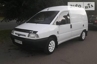 Fiat Scudo груз. 1999 в Черновцах
