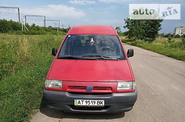Fiat Scudo груз. 1998 в Стрые