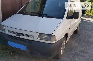 Fiat Scudo груз. 1998 в Тернополе