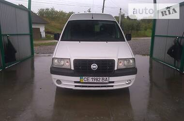 Fiat Scudo груз. 2006 в Черновцах