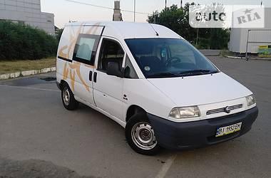 Минивэн Fiat Scudo груз. 2000 в Полтаве
