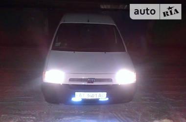 Fiat Scudo пасс. 1999 в Бурштыне