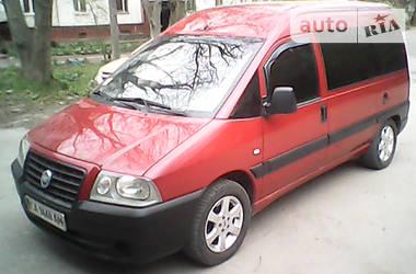 Fiat Scudo пасс. 2004 в Черкассах