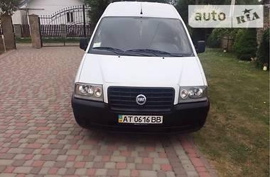 Fiat Scudo пасс. 2006 в Калуше