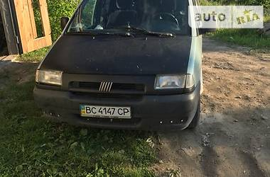 Fiat Scudo пасс. 1997 в Львове