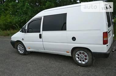 Fiat Scudo пасс. 2000 в Баре