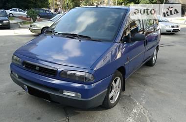 Fiat Scudo пасс. 2001 в Новограде-Волынском