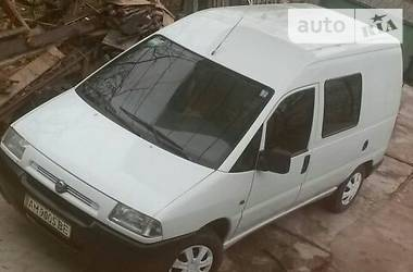Fiat Scudo пасс. 1999 в Одессе