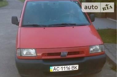 Fiat Scudo пасс. 2002 в Луцке