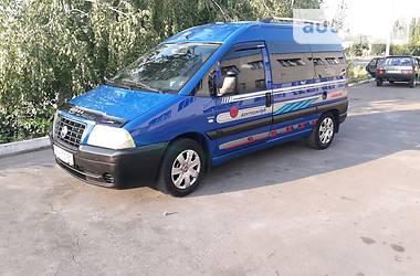 Fiat Scudo пасс. 2005 в Новоархангельске