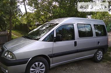 Fiat Scudo пасс. 2004 в Полонном