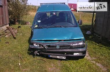 Fiat Scudo пасс. 2002 в Ковеле