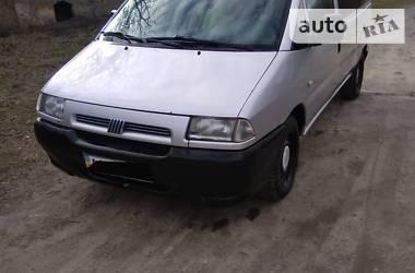 Fiat Scudo пасс. 2003 в Бродах