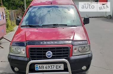 Fiat Scudo пасс. 2005 в Виннице