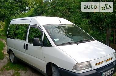 Fiat Scudo пасс. 2002 в Черновцах