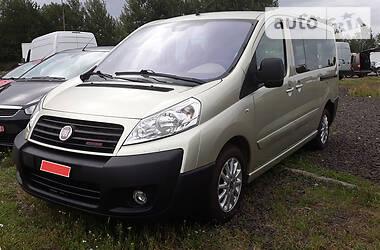 Fiat Scudo пасс. 2014 в Ровно