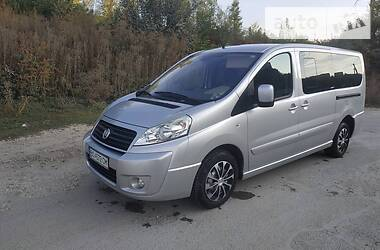 Fiat Scudo пасс. 2010 в Тернополе