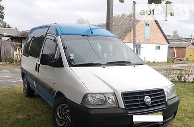 Fiat Scudo пасс. 2006 в Житомире
