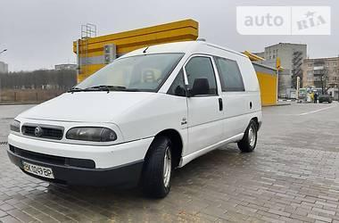 Fiat Scudo пасс. 2003 в Рівному
