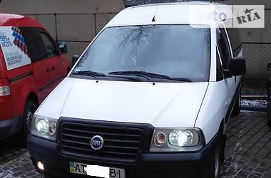 Fiat Scudo пасс. 2005 в Ивано-Франковске