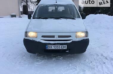 Fiat Scudo пасс. 1998 в Изяславе
