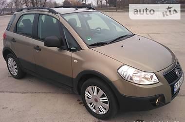 Fiat Sedici 2008 в Каневе