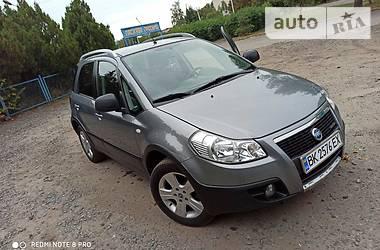 Fiat Sedici 2008 в Дубно