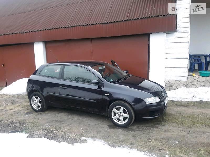Fiat Stilo 2002 года в Виннице