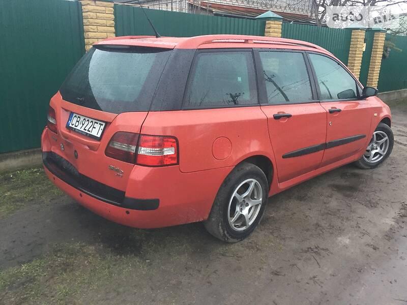 Fiat Stilo 2003 в Броварах
