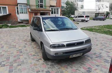 Минивэн Fiat Ulysse 2003 в Костополе