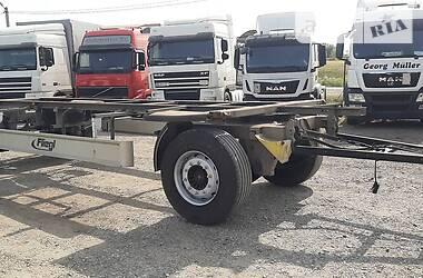 Fliegl ZWP 180 2012 в Черновцах
