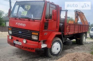 Бортовой Ford Cargo 1996 в Житомире