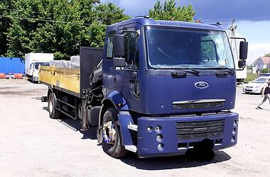 Кран-манипулятор Ford Cargo 2008 в Броварах