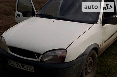 Ford Courier 2000 в Турке
