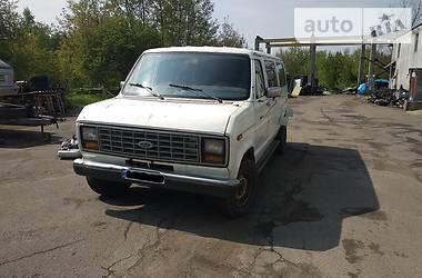 Ford Econoline 1986 в Луцьку