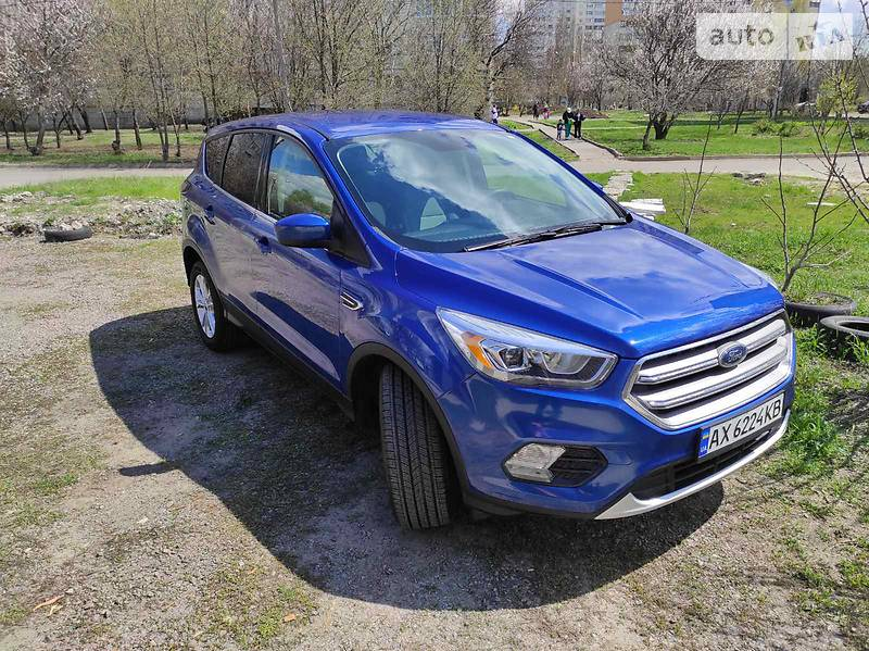 Позашляховик / Кросовер Ford Escape 2018 в Харкові