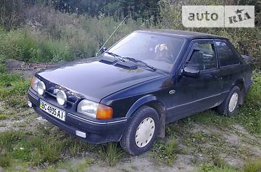 Ford Escort 1988 в Львове