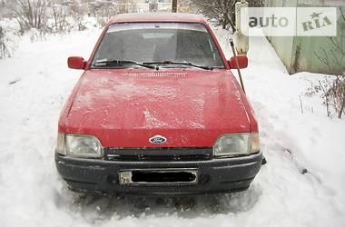 Ford Escort 1990 в Черновцах