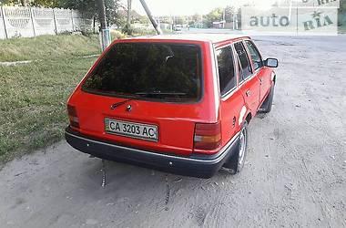 Ford Escort 1989 в Черкассах