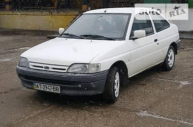 Ford Escort 1992 в Черновцах