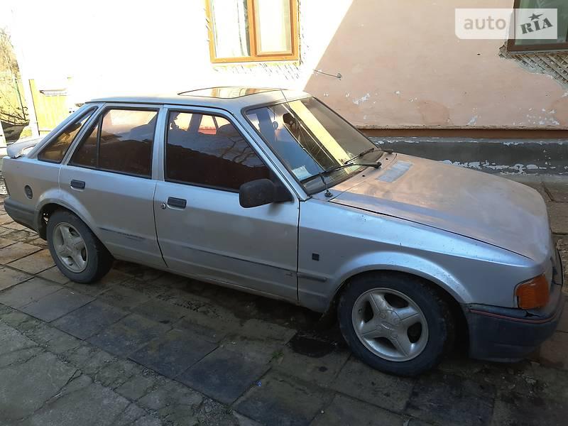 Ford Escort 1986 в Дрогобыче