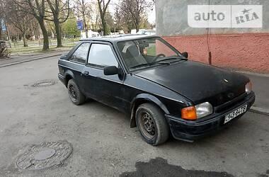 Ford Escort 1988 в Львові